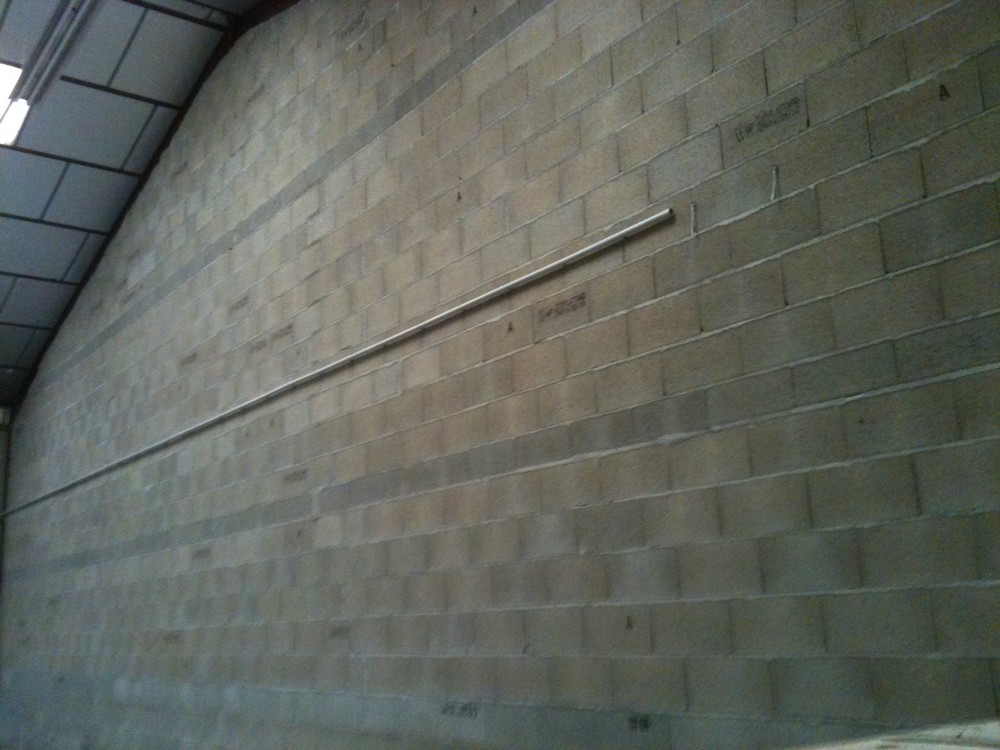 Construction Mur en agglo Saint-Genis-Pouilly