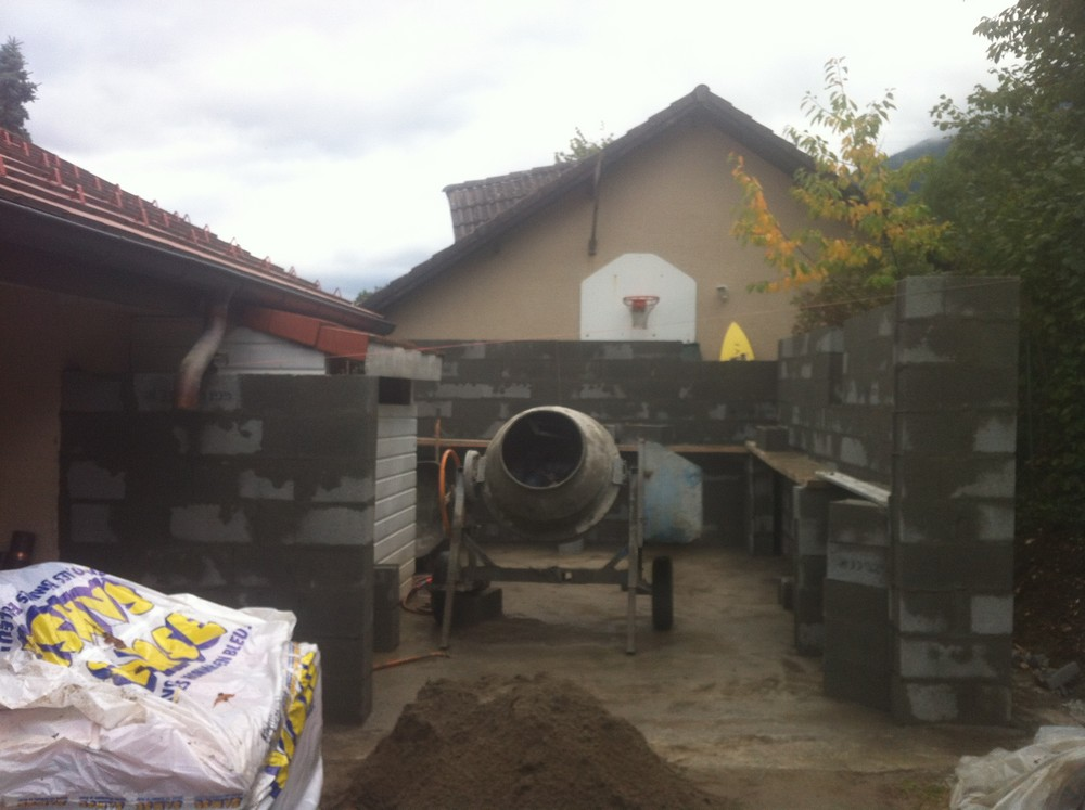 Construction Terrassement VRD Farges