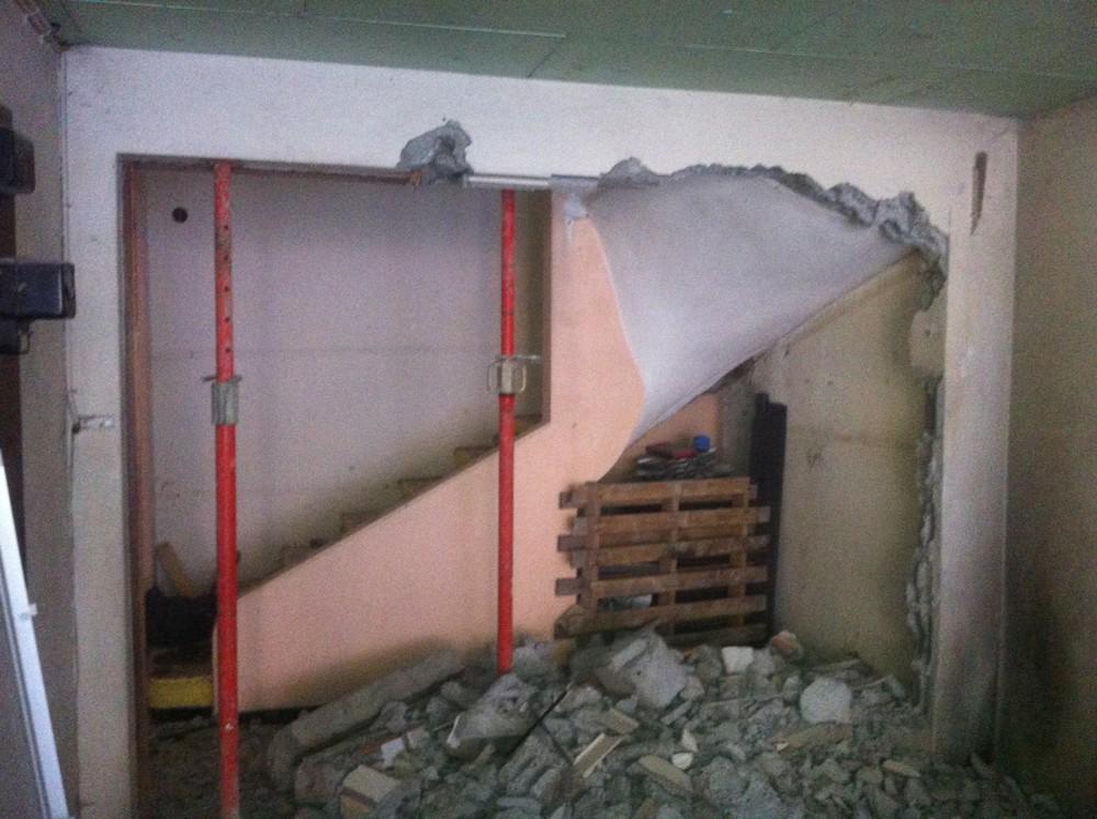 Rénovation Démolition Ouverture Gailard